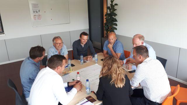 Op pad met de expertgroep City Distribution
