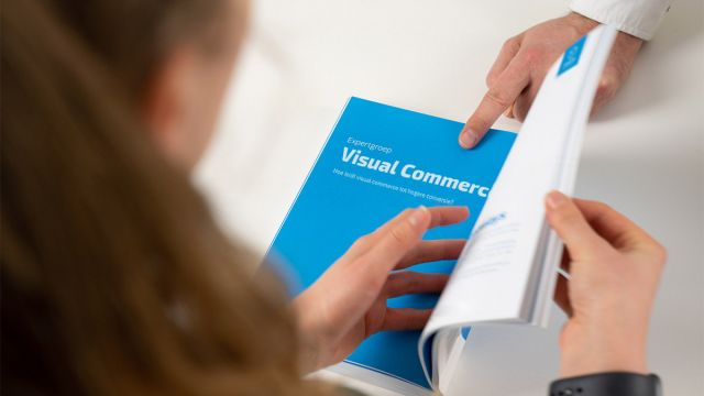 Expertgroep legt focus op visual commerce