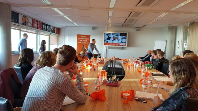 Inhousing voor HAS studenten e-Business bij Coop Supermarkten