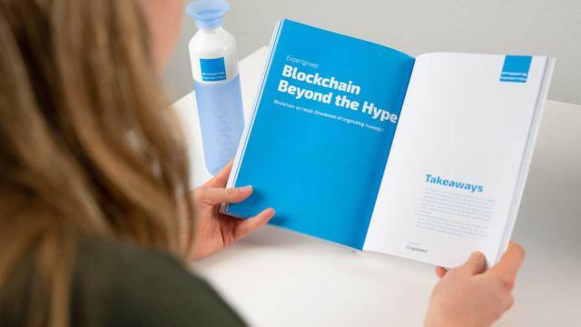 Kan blockchain waarde toevoegen voor retailers?