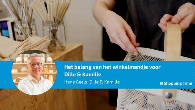 Het belang van het winkelmandje voor Dille & Kamille