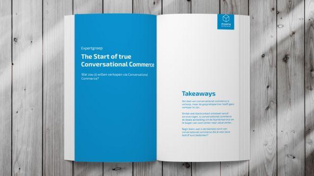 The start of true Conversational Commerce 2021