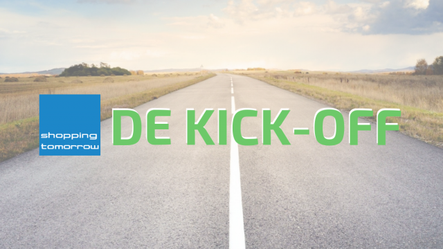 Save the date: ShoppingTomorrow - De Kick-Off