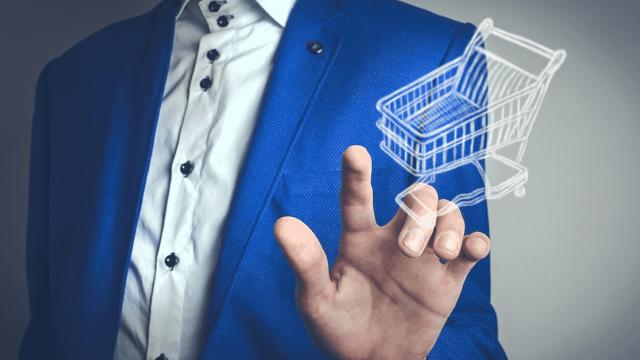 Helft zakelijk Nederland bestelt producten online