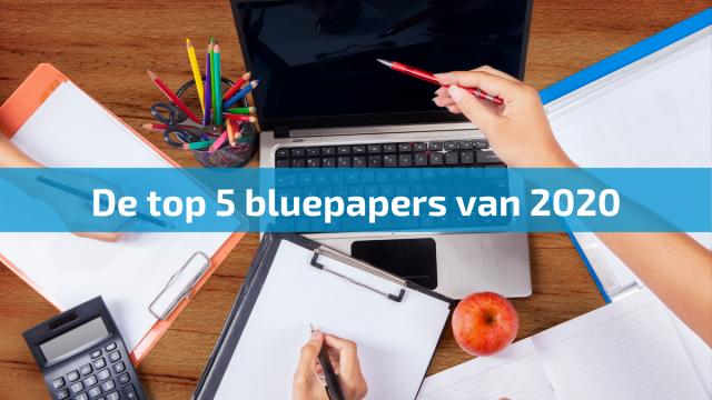 De 5 best gelezen bluepapers van 2020