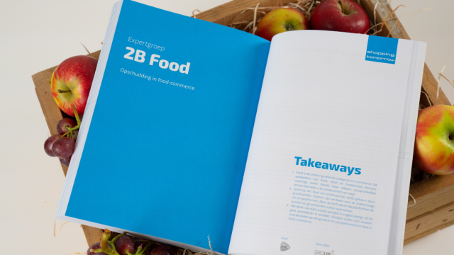 Zes trends in food-commerce