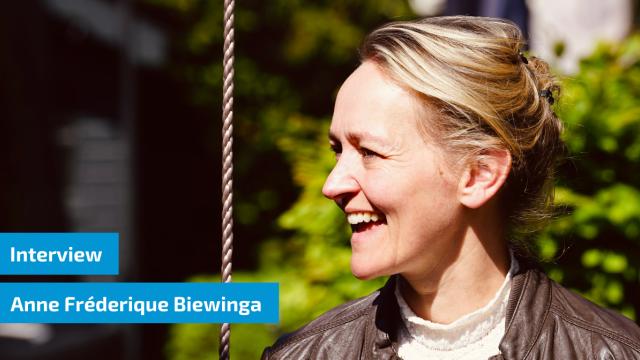 Anne Fréderique Biewinga: ruim 20 jaar strategische digital & e-commerce ervaring