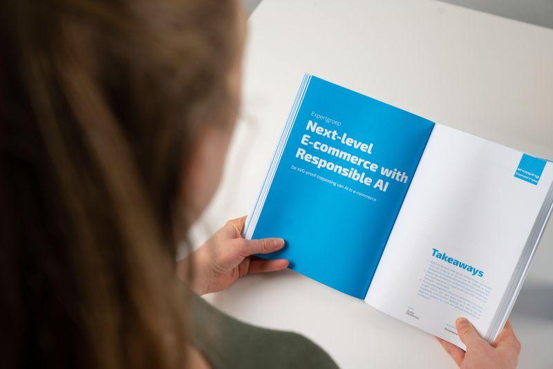 ShoppingTomorrow boek, hoofdstuk Next-level e-commerce AI