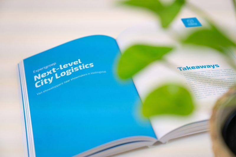 Bluepaper 2020 City Logistics