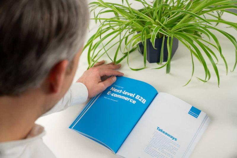 ShoppingTomorrow boek, hoofdstuk Next-level B2B E-commerce