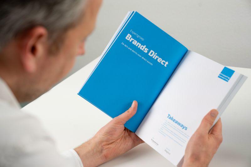ShoppingTomorrow boek, hoofdstuk Brands Direct