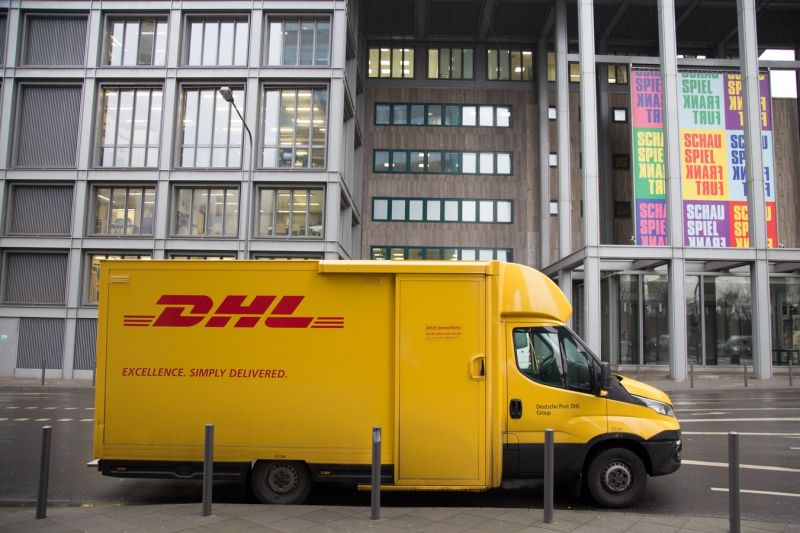 Afbeelding DHL