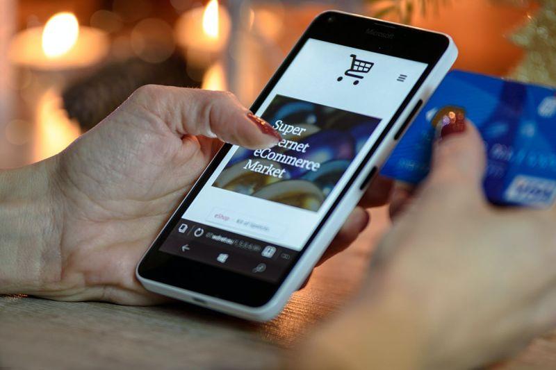 Smartphone shopping irritaties