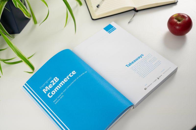 ShoppingTomorrow boek, hoofdstuk Me2B Commerce