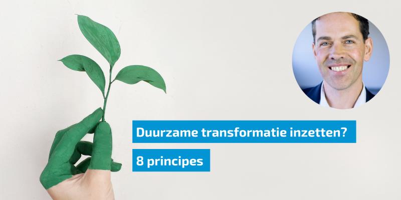 duurzame transformatie