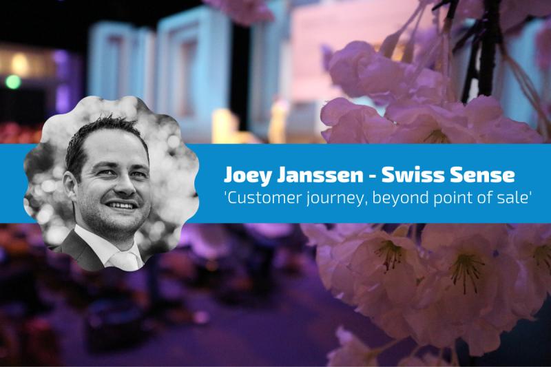 Joey Janssen - Swisse Sense