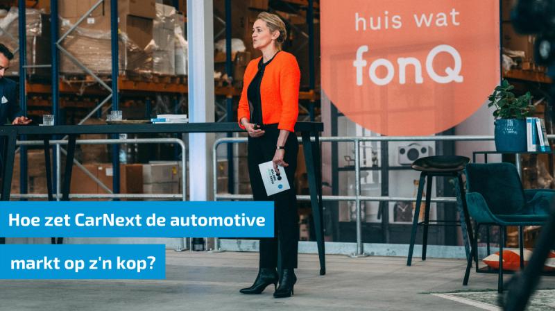 "Anne Frederique: ""Er zijn drie fasen om succesvol e-commerce te realiseren"""
