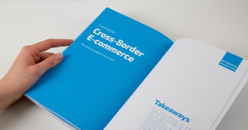 ShoppingTomorrow boek, hoofdstuk Cross-border e-commerce