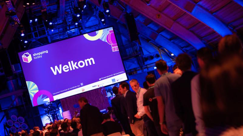 Shopping Today 2020, onderdeel van de Dutch E-commerce Week